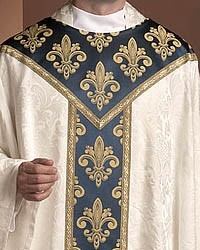 Annunciation chasuble