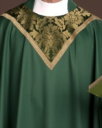 Cloisters Green Chasuble