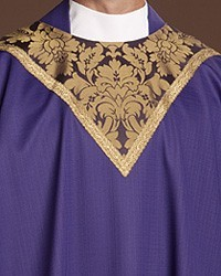 Cloisters Purple Chasuble