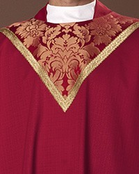 Cloisters Red Chasuble