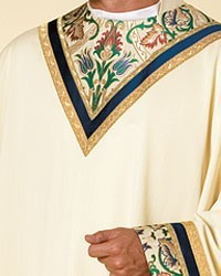 Holyrood Azure Assistant Chasuble