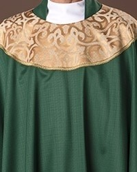 Canterbury Green Chasuble